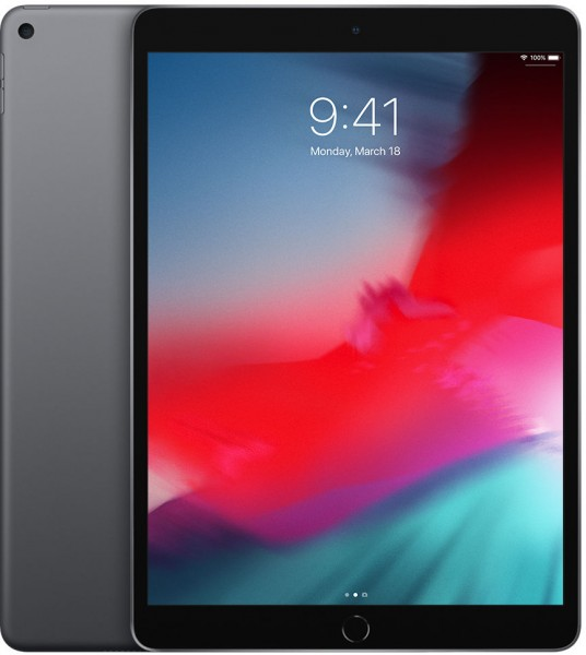 Apple iPad Air 3rd. Gen. (2019) Space Gray 64GB Wi-Fi (MUUJ2FD/A) - Neu&OVP