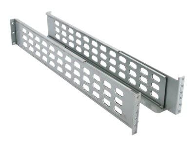 APC - Rack-Schienen-Kit - Grau - für P/N: AR3103, AR3103SP, AR3106SP, SMX1000C, SMX48RMBP2US, SMX750