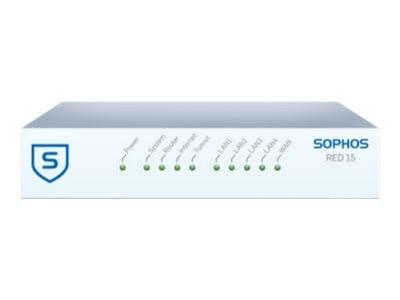Sophos RED 15 Sicherheitsgerät 4 Anschlüsse GigE (R15ZTCHMR) NEU&OVP