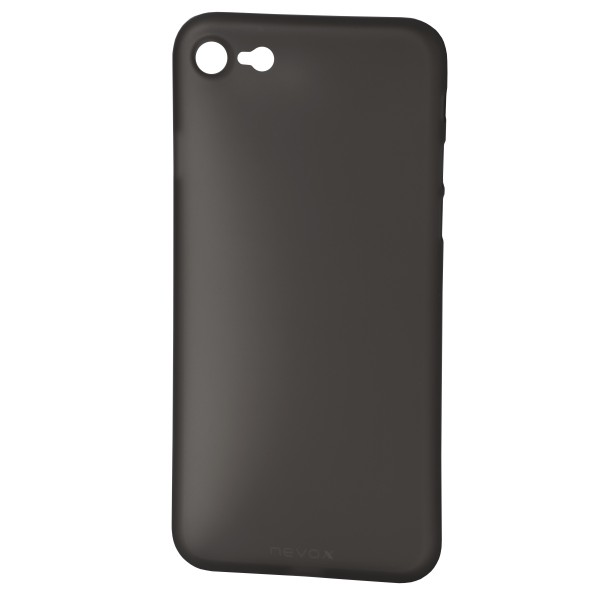 Nevox StyleShell Air - iPhone SE 2020/8/ 7 - Schwarz-Transparent (1519) NEU & OVP