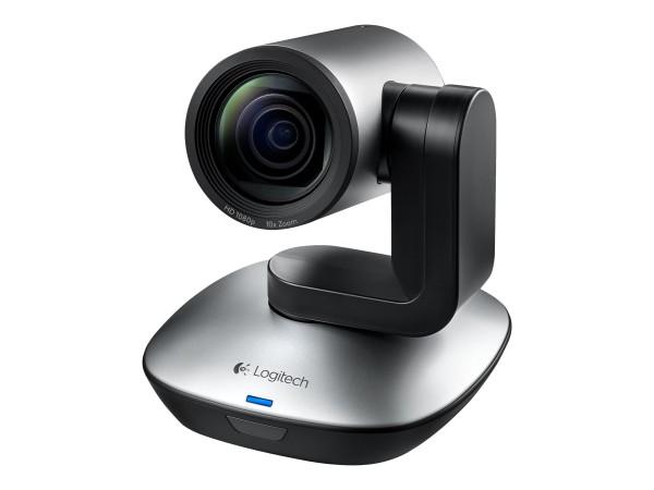 Logitech PTZ Pro Camera - Konferenzkamera - PTZ - Farbe - 1920 x 1080 - 1080p