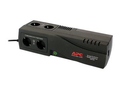 APC SurgeArrest + Battery Backup 325VA - USV - Wechselstrom 230 V - 325 VA - Ausgangsanschlüsse: 4 -