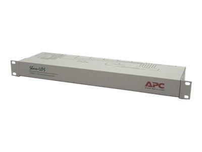 APC Share-UPS - Fernverwaltungsadapter - 8 Anschlüsse