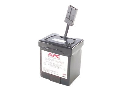 APC Replacement Battery Cartridge #30 - USV-Akku - 1 x Bleisäure - für Back-UPS ES 500, BF500; Cyber