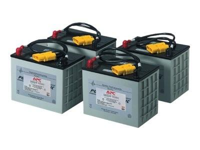 APC Replacement Battery Cartridge #14 - USV-Akku Bleisäure - Schwarz - für P/N: MX3000XR, MX5000XR,