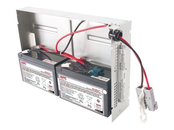 APC Replacement Battery Cartridge #22 - USV-Akku - Bleisäure - Schwarz - für P/N: SU700RMI2U-1EW, SU