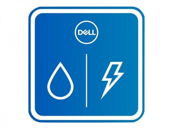 Dell 1 Jahr Accidental Damage Protection - Abdeckung bei Schaden durch Unfall - Arbeitszeit und Ersa