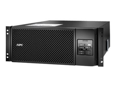APC Smart-UPS SRT 6000VA RM - USV (Rack - einbaufähig) - Wechselstrom 230 V - 6000 Watt - 6000 VA