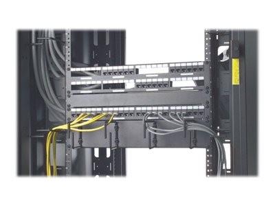 APC Data Distribution Cable - Netzwerkkabel - TAA-konform - RJ-45 (W) bis RJ-45 (W) - 10 m - UTP