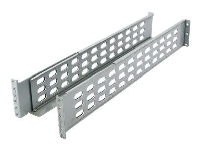 APC - Rack-Schienen-Kit - Grau - für P/N: AR3103, AR3103SP, AR3106SP, AR9300SP, SMX48RMBP2US, SRT100