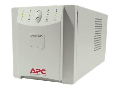 APC Smart-UPS 700VA - USV - Wechselstrom 120/230 V - 450 Watt - 700 VA - Ausgangsanschlüsse: 6