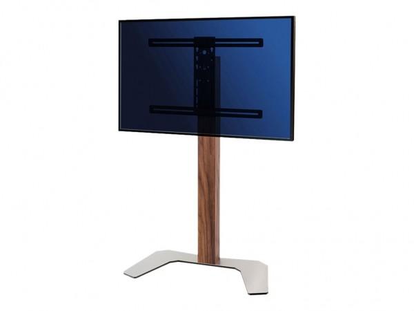 HAGOR Hatura Elia 115 - Aufstellung für flat panel - Holz - Nußbaum - Bildschirmgröße: 81-139 cm (32