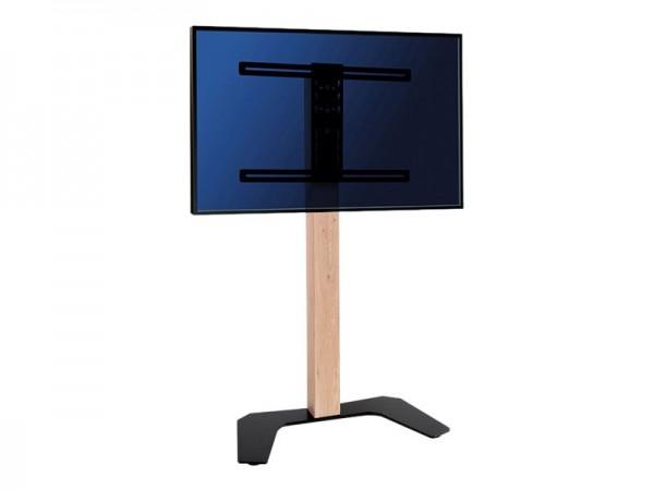 HAGOR Hatura Elia 115 - Aufstellung für flat panel - Holz - Wild Oak - Bildschirmgröße: 81-139 cm (3