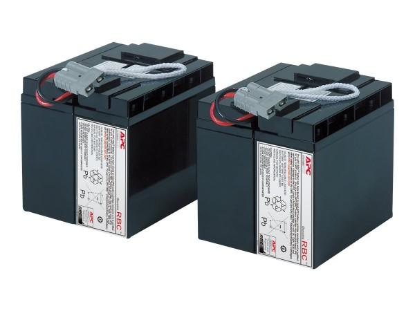APC Replacement Battery Cartridge #11 - USV-Akku Bleisäure - Schwarz - für P/N: DLA2200J, SU2200I, S