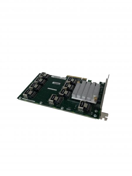 HPE 12G SAS Expander Card (876907-001) + HP SAS Kabel (869803-001) Neuwertig