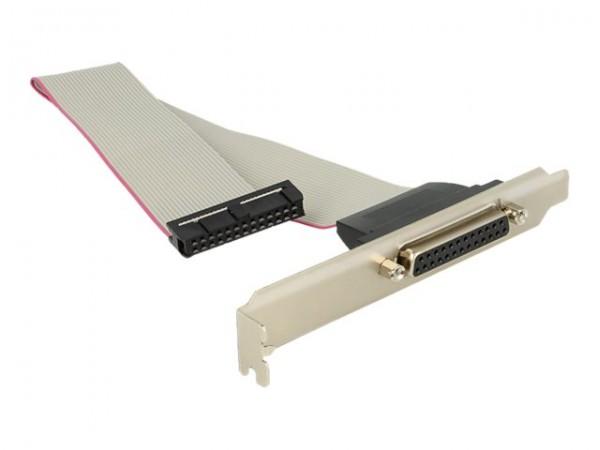 DeLOCK Parallelport - 25 cm (84709) Neu&OVP