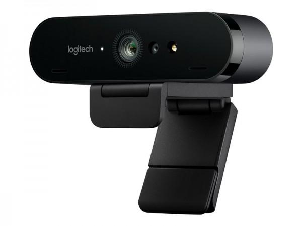 Logitech BRIO 4K Ultra HD webcam 4096 x 2160 Audio USB (960-001106) Neu&OVP
