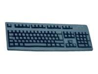 CHERRY G83-6105 - Tastatur - USB - Deutsch - Schwarz