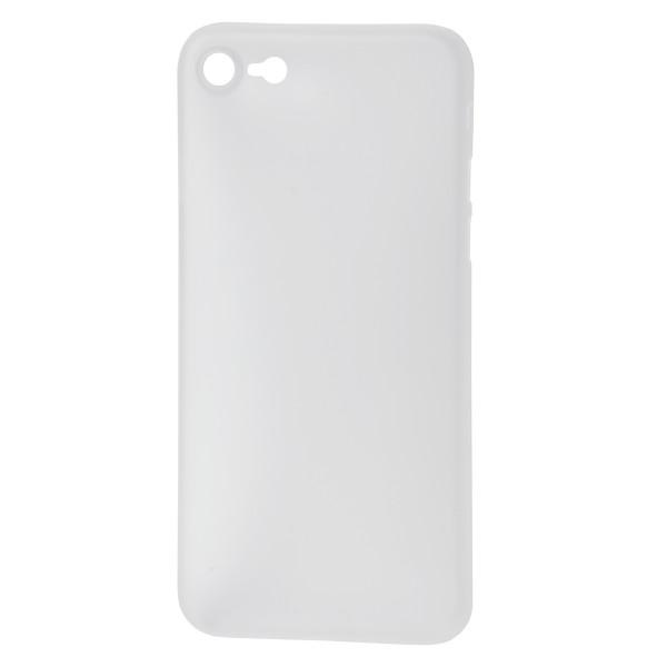 Nevox StyleShell Air - iPhone SE 2020/8/ 7 - Weiß-Transparent (1520)