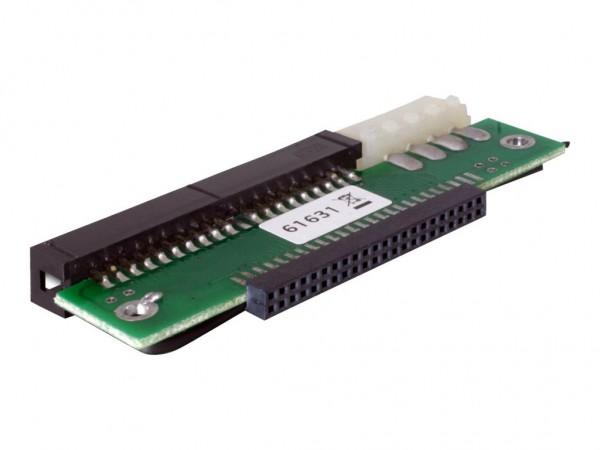 DeLOCK - IDE-/EIDE-Adapter - IDC 40-polig, interne Stromversorgung, 4-polig (M) bis IDC 44-polig (W)