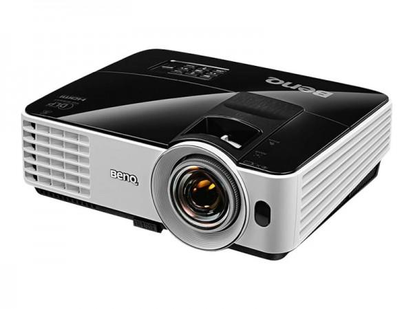 BenQ MX631ST - DLP-Projektor - tragbar - 3D - 3200 ANSI-Lumen - XGA (1024 x 768)