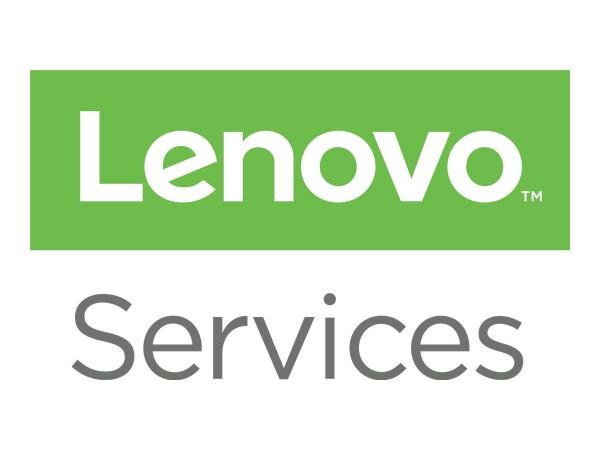 Lenovo ThinkPlus - Serviceerweiterung - Arbeitszeit und Ersatzteile - 3 Jahre - Vor-Ort - Reaktionsz
