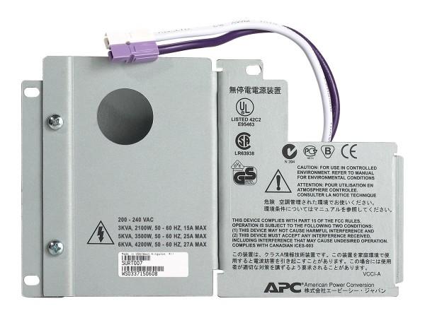 APC Hardwire Kit - Systemhardwaresatz - für Smart-UPS RT 3000, 5000
