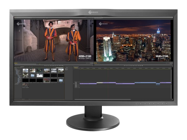 "EIZO ColorEdge CG318-4K - LED-Monitor - 79 cm (31.1"") - 4096 x 2160 4K DCI (2160p) - IPS - 350 cd/m²"