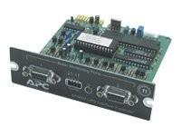 APC Interface Expander - Fernverwaltungsadapter - SmartSlot - 2 Anschlüsse - für P/N: IS100KG, IS10K