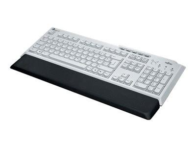 Fujitsu KBPC PX ECO - Tastatur - USB - Deutsch - Anthrazit, Marble Gray - für Celsius C780, J550, M7