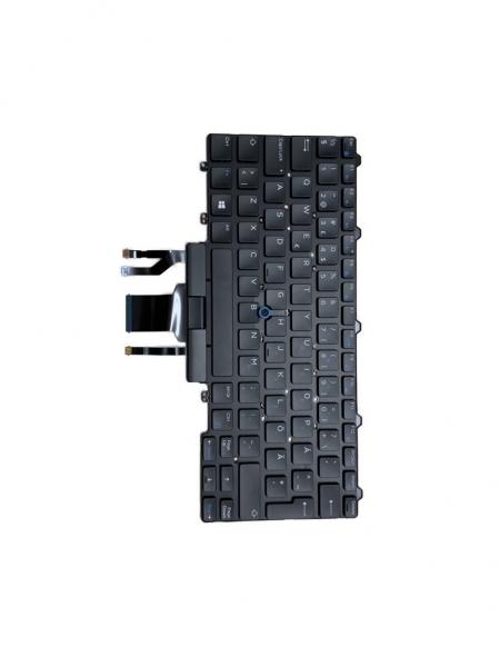 DELL Latitude 7490 Keyboard Backlit Swedish Finnish Nordic (0JPRWH) Neuwertig