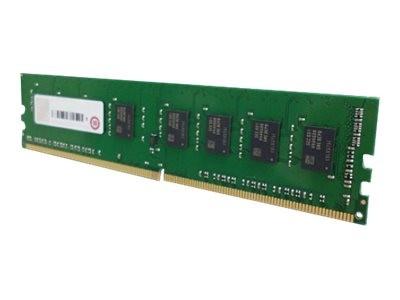 Qnap Arbeitsspeicher DDR4 4 GB DIMM (RAM-4GDR4A0-UD-2400) Neuwertig