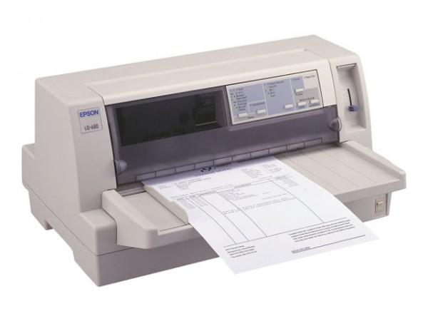 Epson LQ 680Pro - Nadeldrucker - monochrom mit Pro Support (C11C376125) A-Ware