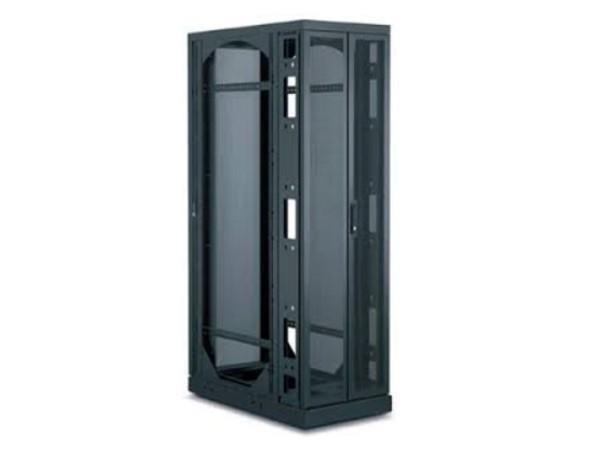 APC Netshelter VX - Rackpaneel - Seite - Schwarz - 42HE - für Netshelter VX Base Unit, Open Frame