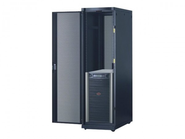 APC Symmetra LX 16kVA Scalable to 16kVA N+1 - Strom - Anordnung (Rack - einbaufähig) - Wechselstrom