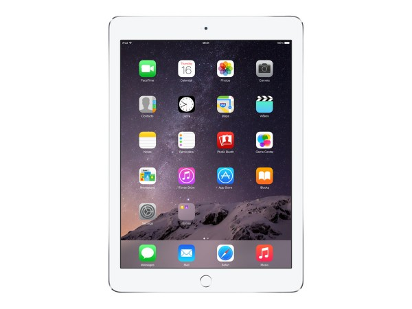 """Apple iPad Air 2 Wi-Fi - 2. Generation - Tablet - 16 GB - 24.63 cm (9.7"""") IPS (2048 x 1536) - Silber"""