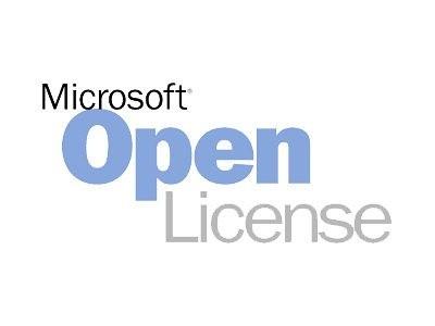 Microsoft SQL Server - Lizenz & Softwareversicherung - 1 CAL - Offene Lizenz - Single Language