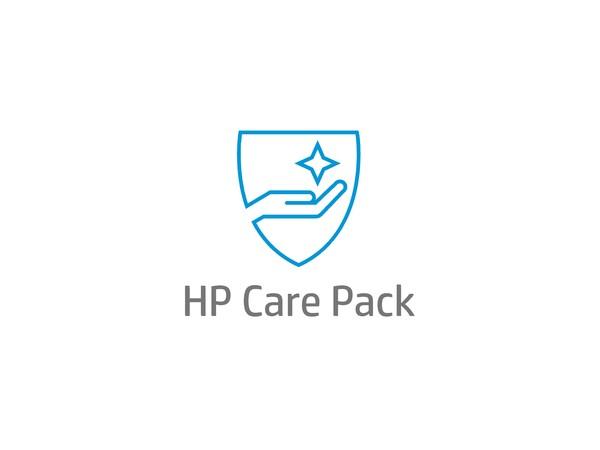 HP Pre-printed Forms Service - Technischer Support - 1 Vorfall - Vor-Ort
