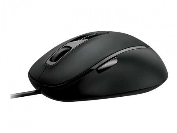 Microsoft Comfort Mouse 4500 for Business - Maus - optisch - 5 Tasten - kabelgebunden - USB