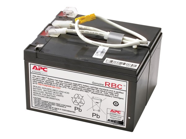 APC Replacement Battery Cartridge #5 - USV-Akku Bleisäure - Schwarz - für P/N: SU450, SU450NET, SU70