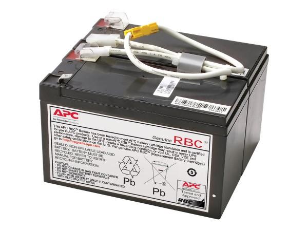 APC Replacement Battery Cartridge #5 - USV-Akku Bleisäure - Schwarz - für P/N: BR1200BI-BR, BX900R,