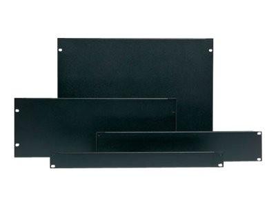 APC - Rack - Leerkonsolensatz - Schwarz - 15U - für NetShelter SX