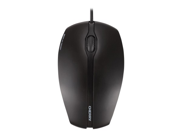 CHERRY GENTIX - Maus - rechts- und linkshändig - optisch - 3 Tasten - kabelgebunden