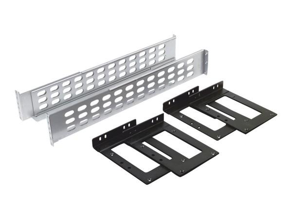 "APC - Rack-Schienen-Kit - Grau - 48.3 cm (19"") - für Smart-UPS RT 1000, 2000, 48V Battery Pack"