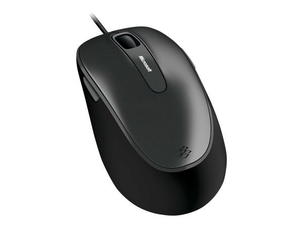 Microsoft Comfort Mouse 4500 - Maus - optisch - 5 Tasten - kabelgebunden - USB