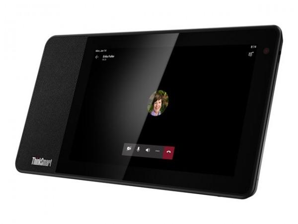 "Lenovo ThinkSmart View Smart-Display LCD 8"" kabellos Wi-Fi, Bluetooth (ZA690008SE) Neu&OVP"