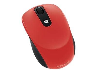 Microsoft Sculpt Mobile Mouse - Maus - rechts- und linkshändig - optisch - 3 Tasten - kabellos