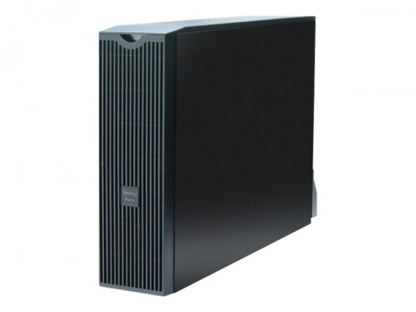 APC Smart-UPS RT 192V Battery Pack - Batteriegehäuse - 4 x Bleisäure - 3U - Schwarz - für Smart-UPS