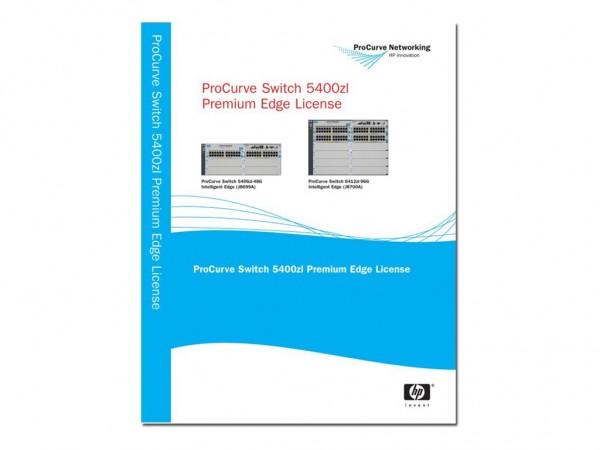HPE Premium Edge License for Switch 5400 Series - Lizenz - für HP Switch 5406zl-48G, Switch 5412zl,
