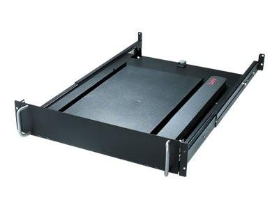 APC - Tastatureinschub - Schwarz - 2U - für P/N: SMC1000I-2UC, SMC1500I-2UC, SMC1500IC, SRT1000RMXLI